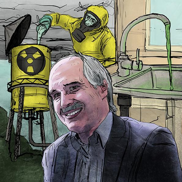 Geoff Parks on cooling and nuclear waste technology