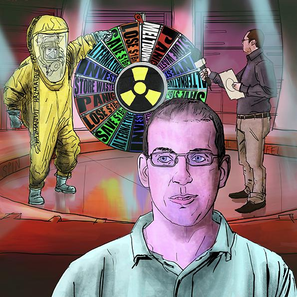 Geoff Brumfiel on how to get nuclear right